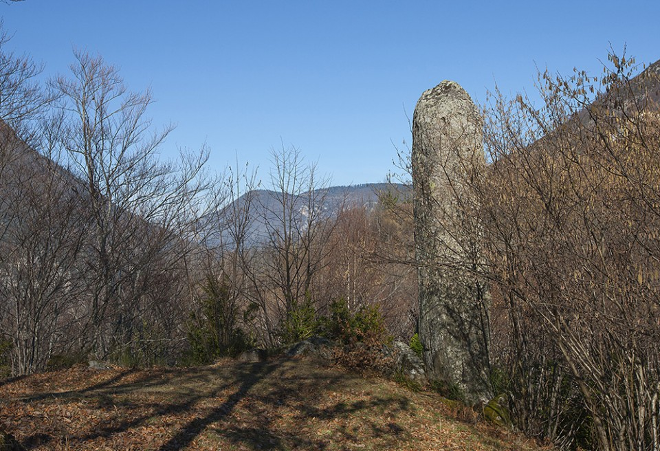 Menhir de Counozouls - Click here to view this news entry